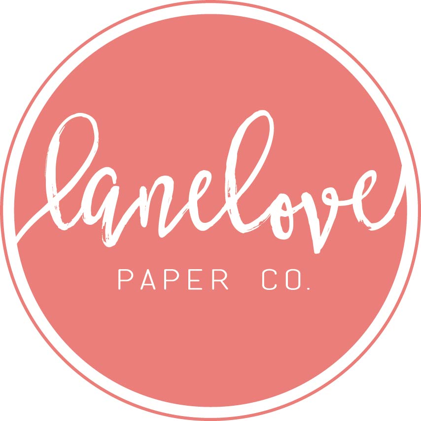 LaneLove Paper Co. - North Texas Wedding Invitations