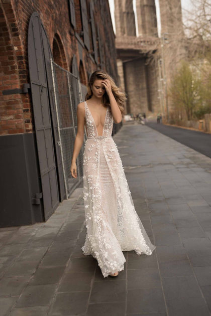 Berta spring summer 2018 collection for Wedding dresses spring tx