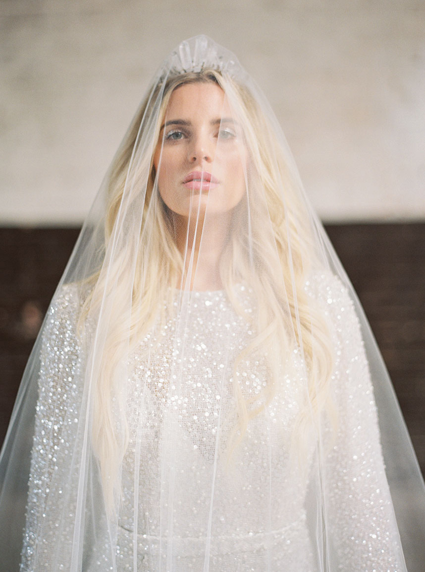 An Illuminating Collection of Wedding Gowns