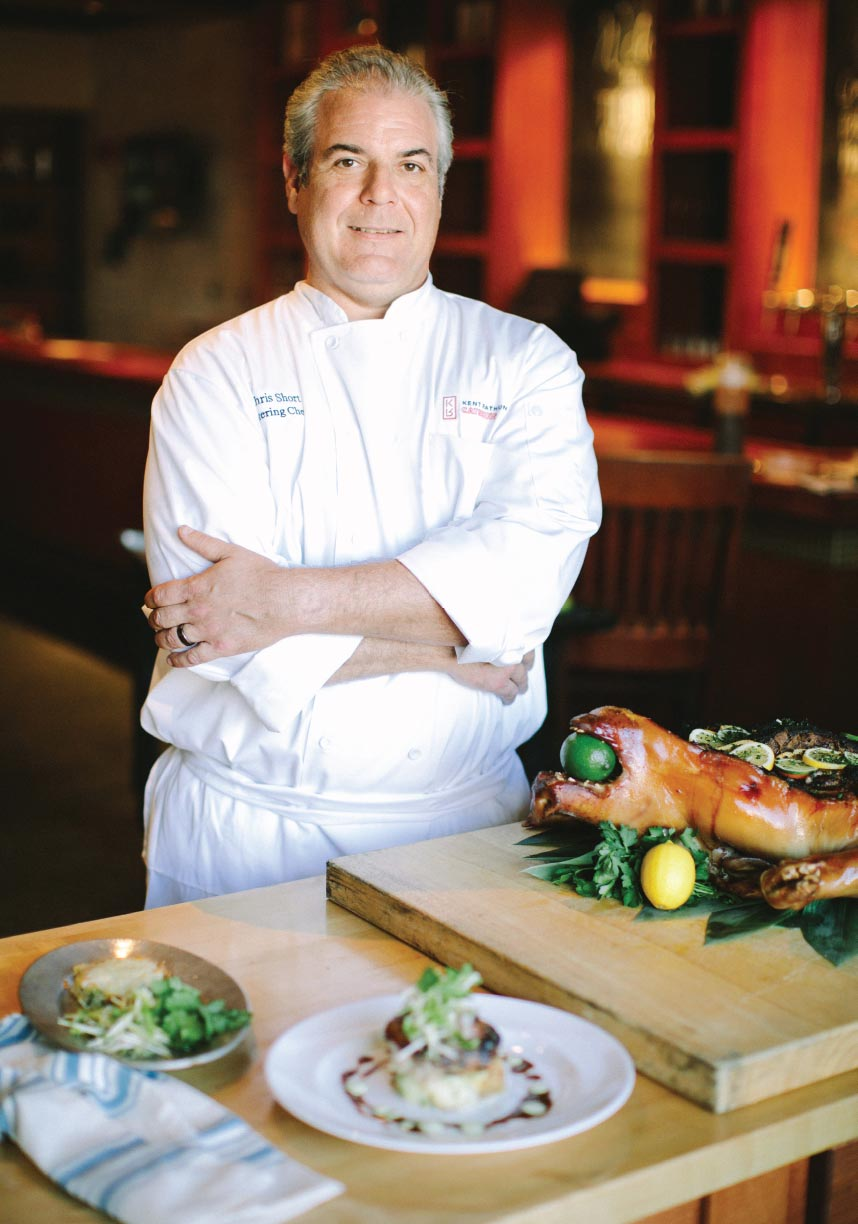 Culinary Creatives In The Kitchen With DFW Wedding Caterer Kent Rathbun Catering