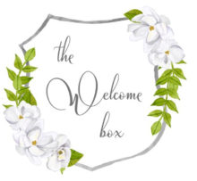 The Welcome Box - North Texas Wedding Favors