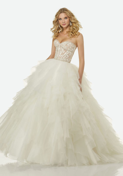 Randy fenoli bridal 2018 collection now at bridal boutique for Wedding dresses spring tx
