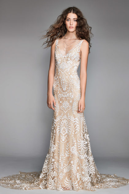 Watters willowby and wtoo spring 2018 collection sneak peek for Wedding dresses spring tx