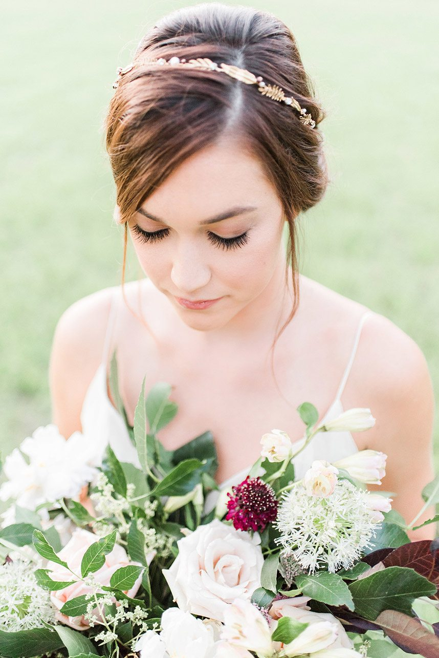 Gray Door Photography Styled Shoot - Heirloom Bridal Portraits 002