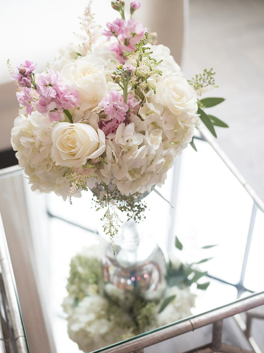 Modern Ballroom Wedding from Donnie Brown Weddings and Events