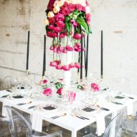 Modern Glam Wedding Inspiration from Weddings by Stardust