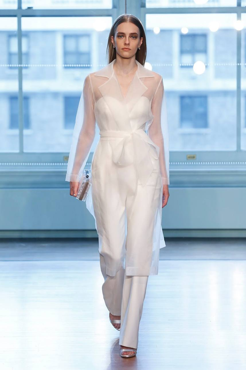 Top Trends from New York Spring/Summer 2019 Bridal Fashion Week