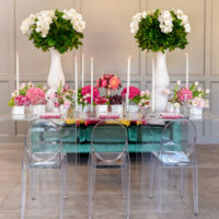 Polished and Preppy Wedding Inspiration from MK Event Boutique