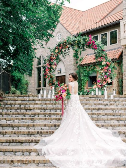 Spanish Love Affair from Silver Lining Events + Co.