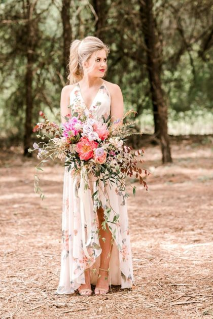 Delicate Garden Wedding Inspiration North Texas Wedding Venue Hidden Creek Events North Texas Wedding Photographer Alba Rose Photography