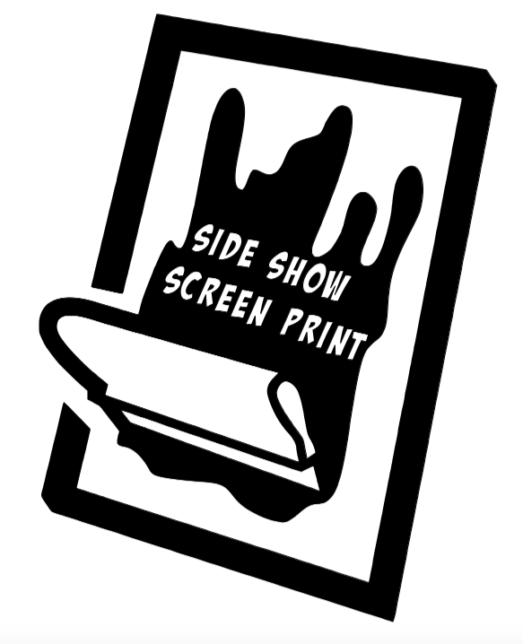 Side Show Screen Printing - North Texas Wedding Entertainment