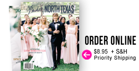 Order the New Fall Winter 2018 issue of Brides of North Texas