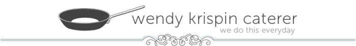 Wendy Krispin Caterer - North Texas