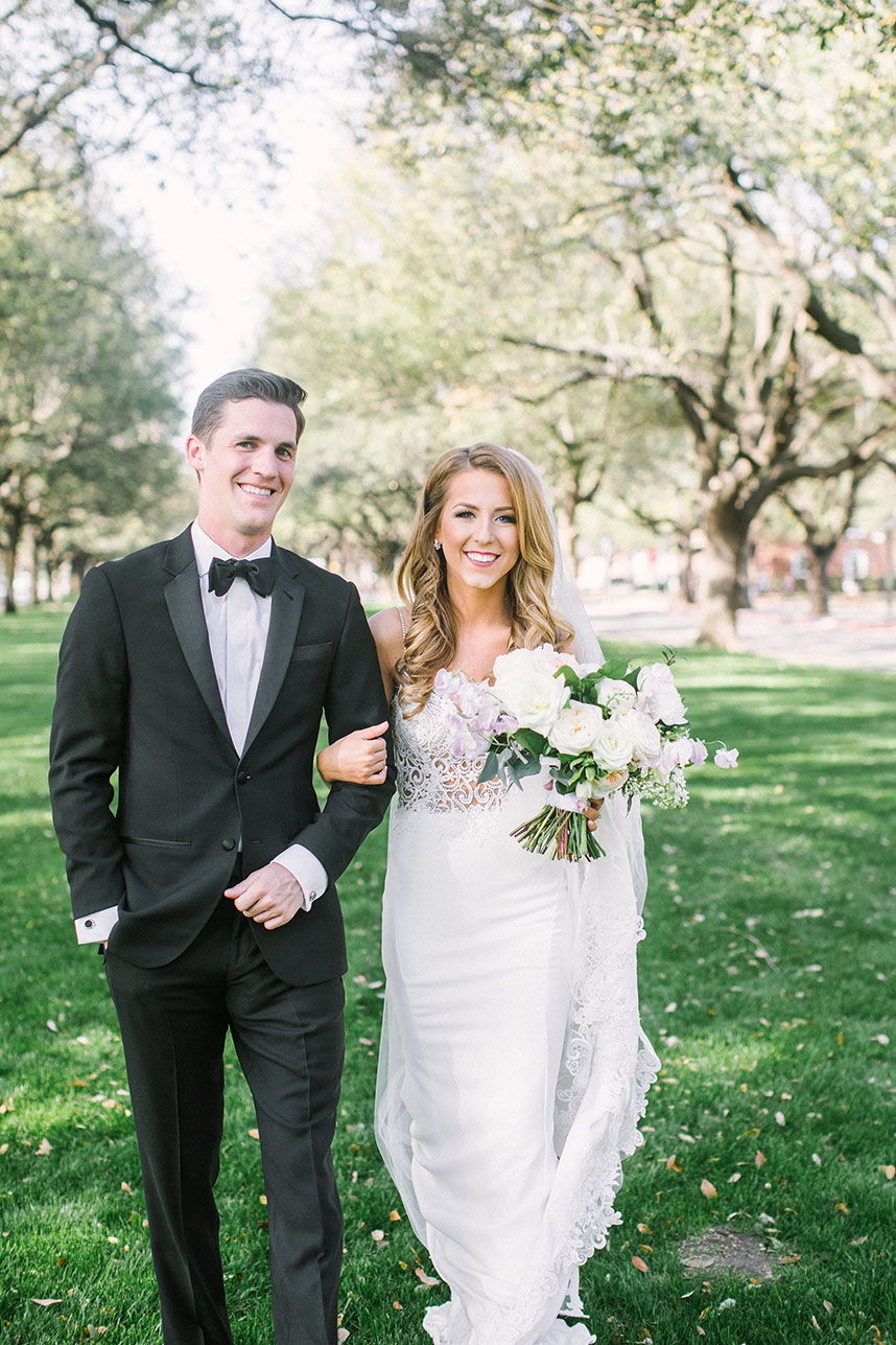 Kelli Matulich Weds Mason Bartlett Southern Ballroom Wedding from Shannon Rose Events