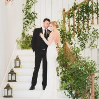 Whimsical Romance Wedding Inspiration at White Sparrow Barn