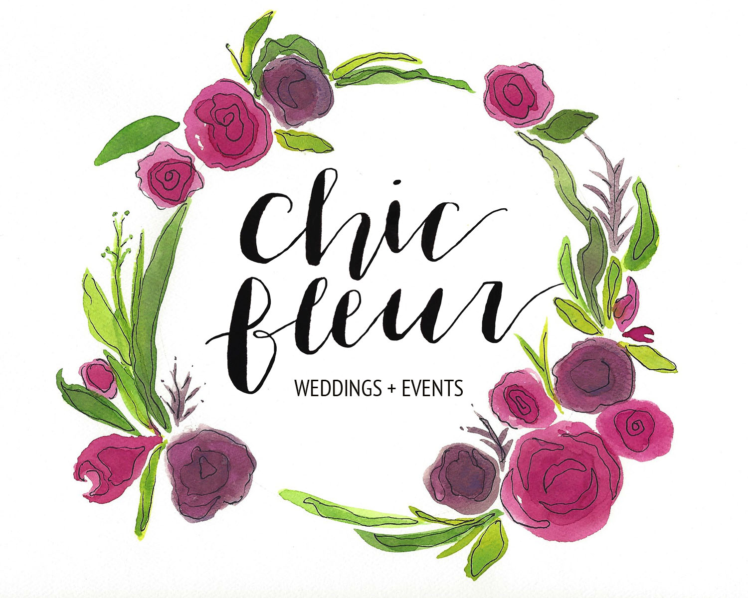 Chic Fleur Weddings and Events - North Texas Wedding Wedding Planner